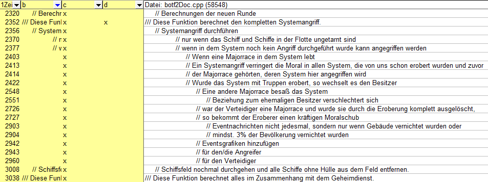 Programm-Code – BotE Wiki